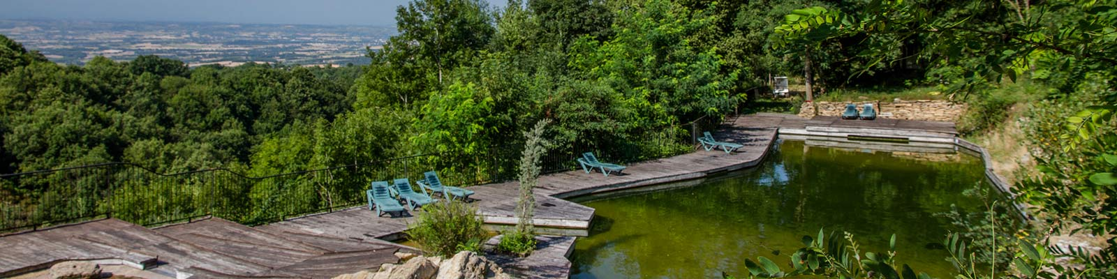 camping nature cathare